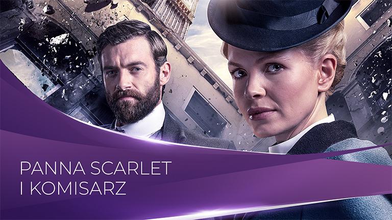 Panna Scarlet i komisarz
